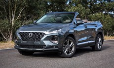 Karşınızda 2019 Model Hyundai Santa Fe Cabriolet