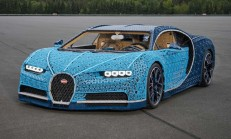 LEGO Firması Bugatti Chiron Üretti