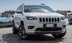 Makyajlı 2019 Jeep Cherokee Özellikleri ile Tanıtıldı