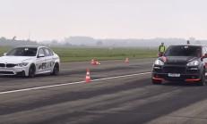 Hangisi Geçer? Porsche Cayenne Gemballa GT850 Biturbo – BMW M3 F80