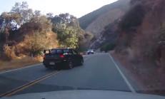 Subaru WRX'ten Ölümcül Hatalı Sollama