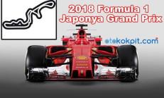 2018 Formula 1 Japonya Grand Prix Hangi Gün Saat Kaçta