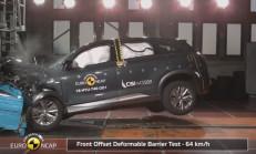 2018 Hyundai NEXO Euro NCAP Sonuçları Açıklandı