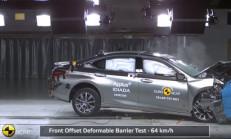 2018 Lexus ES Euro NCAP Sonuçları Açıklandı