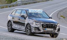 2020 Yeni Audi SQ7 Görüntülendi