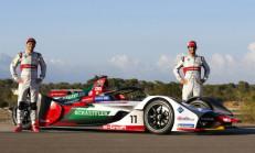 """Audi'nin Yeni Formula E Aracı """"FE05"""" Tanıtıldı"""