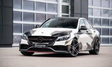 G-POWER 2018 Mercedes-AMG C 63 Modifiye Çalışması Yayınlandı