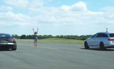 Hangisi Geçer? Jaguar F-Type SVR – Mercedes-AMG E63 S
