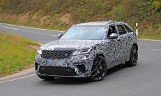 Yeni Range Rover Velar SVR Görüntülendi