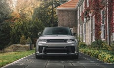 2019 Kahn Design Range Rover Sport SVR Modifiye Kiti Tanıtıldı