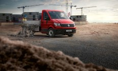 2019 Yeni Volkswagen Crafter Pikap Türkiye Fiyatı Açıklandı