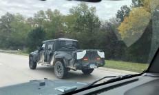 Yeni Pick-Up 2020 Jeep Scrambler Geliyor