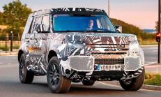 2020 Yeni Kasa Land Rover Defender Görüntülendi