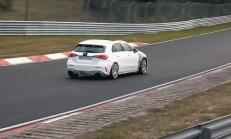2020 Yeni Kasa Mercedes-AMG A45 Nürburgring'de Görüntülendi