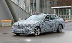 2020 Yeni Kasa Mercedes-Benz C Serisi (W206) Görüntülendi