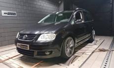 367 Beygirlik Volkswagen Touran!
