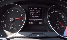 480 Beygirlik Volkswagen Passat HGP Turbo 297'yi Devirdi