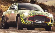 Yeni İngiliz SUV'u Aston Martin DBX Geliyor