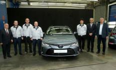 2020 Yeni Toyota Corolla Hibrit, Türkiye'de Üretilecek