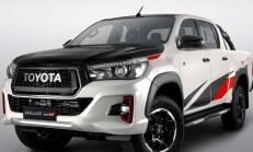 Gazoo Racing'ten Yeni Toyota Hilux GR Sport