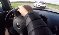 İki Japon Pistte Savaşıyor: Honda Civic Type R – S2000