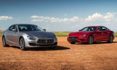 Makyajlı 2019 Maserati Ghibli Özellikleri ile Tanıtıldı