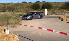 Porsche 911 GT3 RS'i Mahvetti!