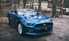 Vilner Tuning Ford Mustang GT Convertible Combo İç Dizayn Çalışması
