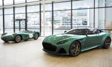 2019 Yeni Aston Martin DBS 59 Özellikleri ile Tanıtıldı