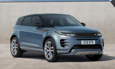 2020 Yeni Kasa Range Rover Evoque Teknik Özellikleri ve Fiyatı Açıklandı