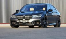 2018 G-POWER, BMW M760Li (G11) Modifiye Çalışması
