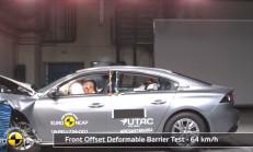 2018 Peugeot 508, Euro NCAP Sonuçları Açıklandı