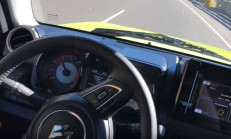 2019 Suzuki Jimny'nin AEB Sisteminde Ölümcül Hata