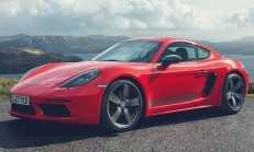 2019 Yeni Porsche 718 Cayman T ve Boxster T Özellikleri ile Tanıtıldı
