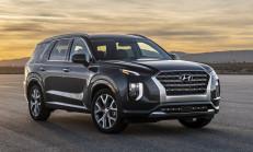 2020 Yeni Hyundai Palisade Özellikleri ile Tanıtıldı