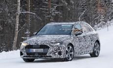 2020 Yeni Kasa Audi A3 (MK4) Görüntülendi