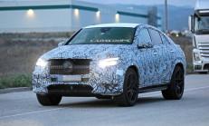 2020 Yeni Mercedes-AMG GLE 53 Coupe Görüntülendi