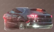 2020 Yeni Volkswagen Atlas Cross Sport Görüntülendi
