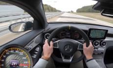 937 Beygirlik Mercedes-AMG GLC 63 S (Kadranı Silip Süpürdü!)