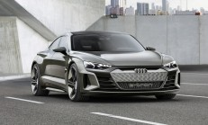 Audi'nin Elektrikli Yeni Coupe Modeli: e-tron GT concept