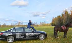 BMW 7 Serisinin Arızalarından Bıkan Adamın İlginç Tepkisi