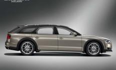 Castagna Milano'dan Audi A8 Avant Allroad W12 Konsepti