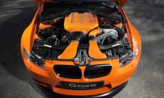 G-Power ile BMW M3 E92 Artık 631 Beygir