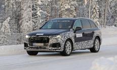 Makyajlı 2020 Yeni Audi Q7 Görüntülendi