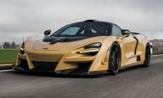 Novitec 2018 McLaren 720S N-Largo Modifiye Çalışması Yayınlandı