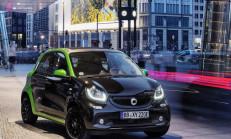 Smart EQ Forfour Electric – VW e-UP Karşılaştırması