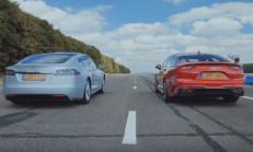 Hangisi Geçer? Tesla Model S 75D – Kia Stinger GT S