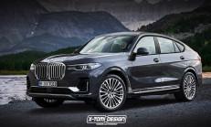 Yeni BMW X8 Böyle Görünebilir