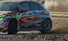 Yeni Kasa Mercedes-AMG A45 Sesini Duyurdu