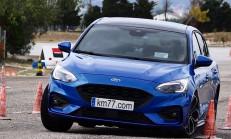 2019 Yeni Ford Focus Geyik Testi Yayınlandı